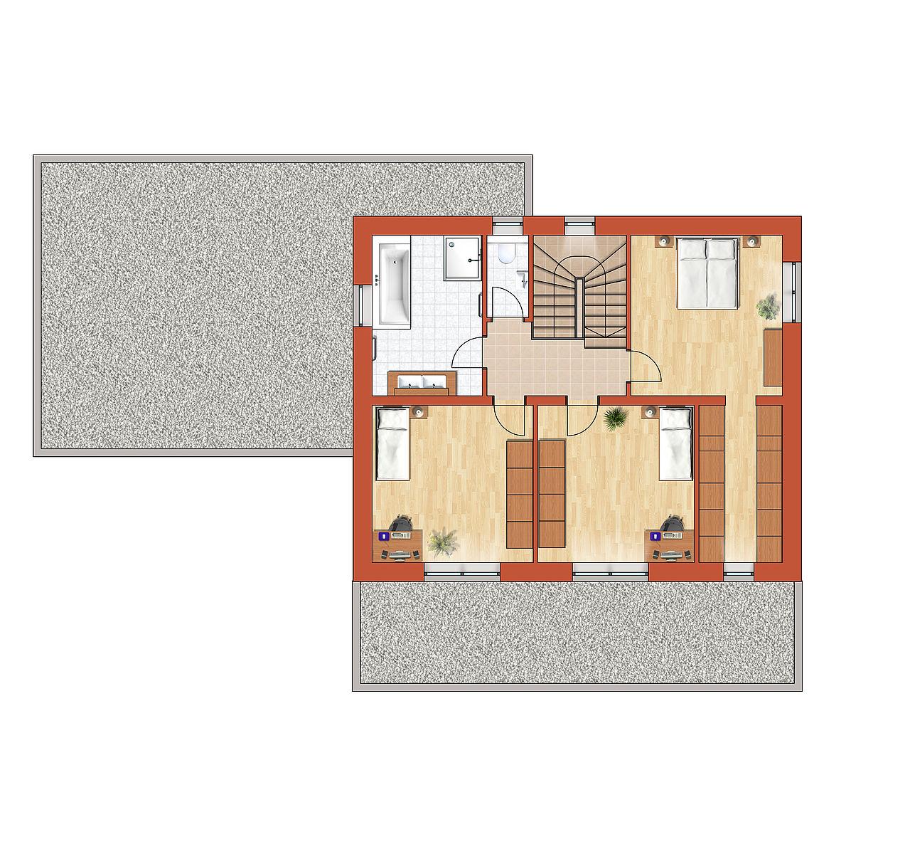 landhaus eder wohlf hlhaus. Black Bedroom Furniture Sets. Home Design Ideas
